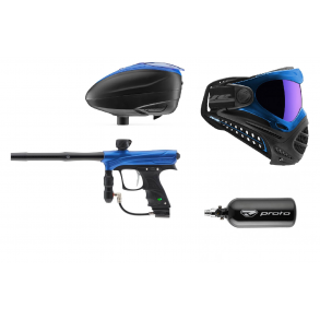 Rize CZR BlackLime Rize CZR Paintball Supply